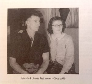 Marvin & Jennie McLennan